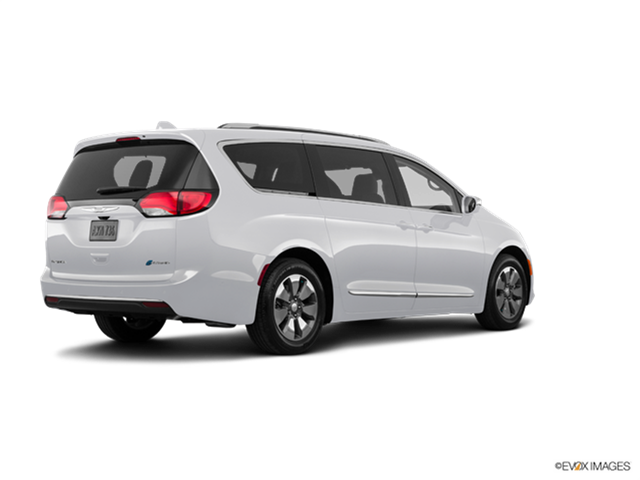 New Car 2018 Chrysler Pacifica Hybrid Limited