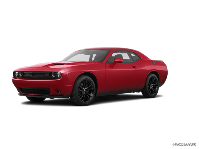New Car 2018 Dodge Challenger R/T Shaker