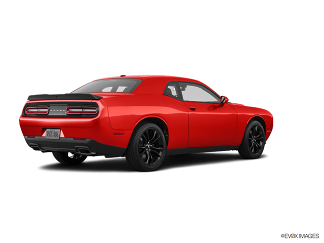New Car 2018 Dodge Challenger R/T