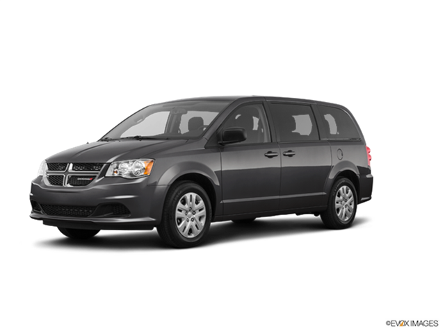 New Car 2018 Dodge Grand Caravan Passenger SE Plus