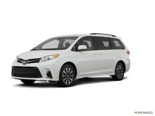 toyota sienna new and used toyota sienna vehicle pricing kelley blue book. Black Bedroom Furniture Sets. Home Design Ideas
