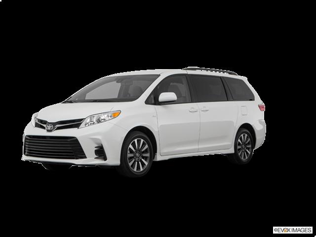 New 2018 Toyota Sienna Se Premium