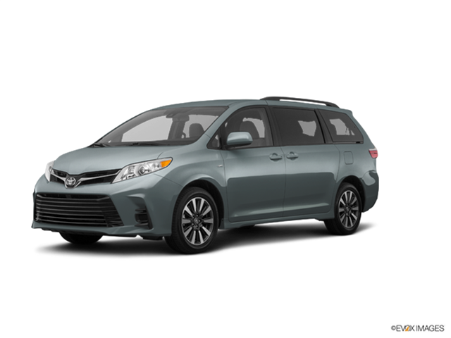 New Car 2018 Toyota Sienna SE Premium