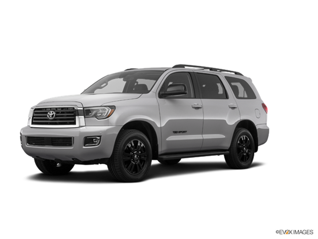 New Car 2019 Toyota Sequoia SR5