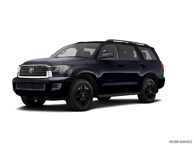 2018 Toyota Sequoia Trd Sport New Car Prices Kelley Blue Book