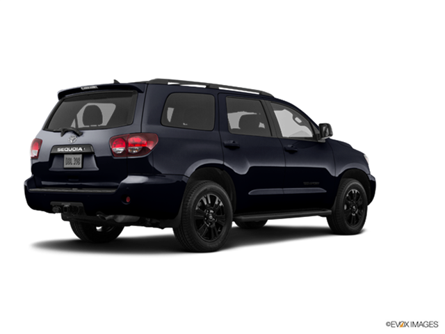New Car 2019 Toyota Sequoia TRD Sport