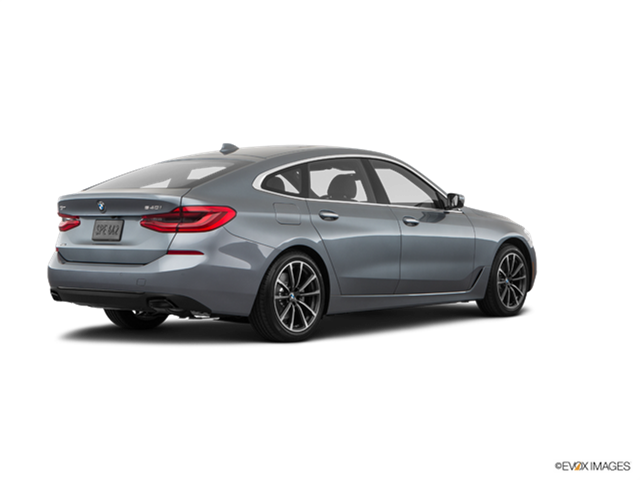 New Car 2018 BMW 6 Series 640i Gran Turismo xDrive