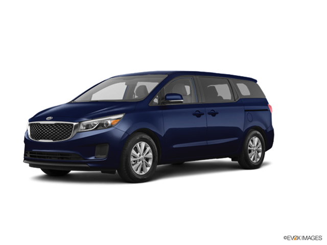 New Car 2018 Kia Sedona Limited