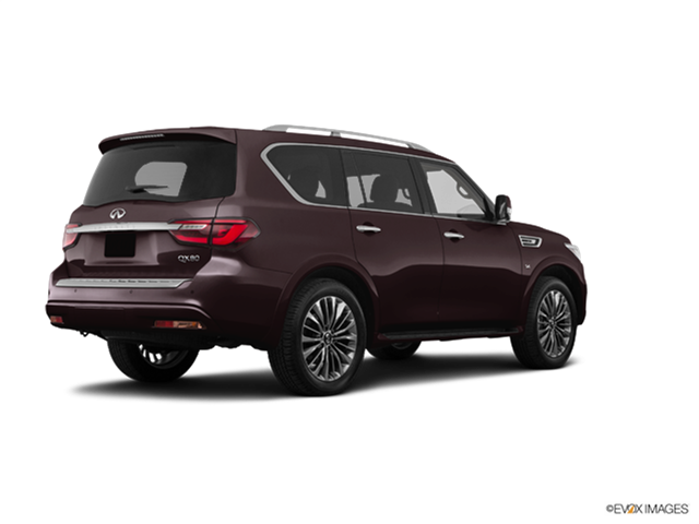 New Car 2019 INFINITI QX80 LUXE