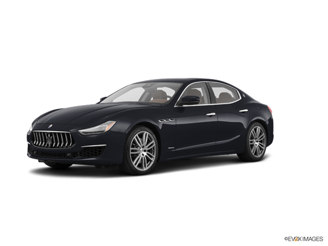 New Car 2018 Maserati Ghibli GranSport