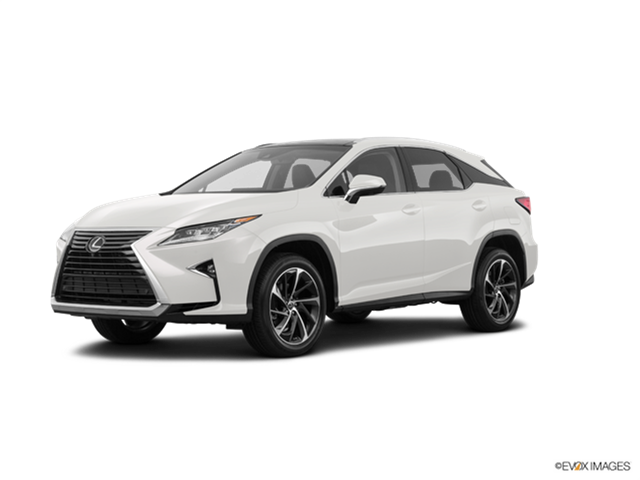 ... New Car 2018 Lexus RX RX 350