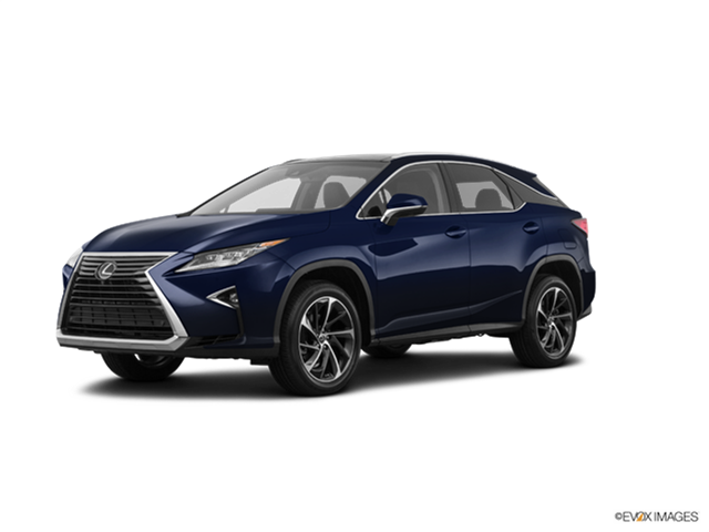 New Car 2019 Lexus RX RX 350