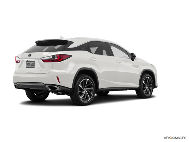 New Car 2018 Lexus RX RX 350 ...