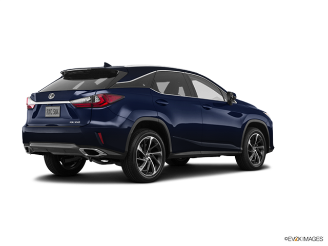 2018 Lexus RX 350 New Car Prices Kelley Blue Book