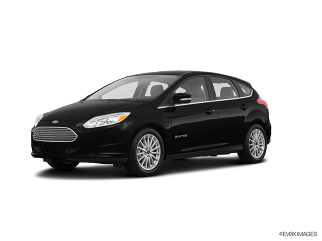 New 2018 Ford Focus Electric