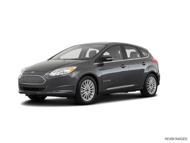 New Car 2018 Ford Focus Electric