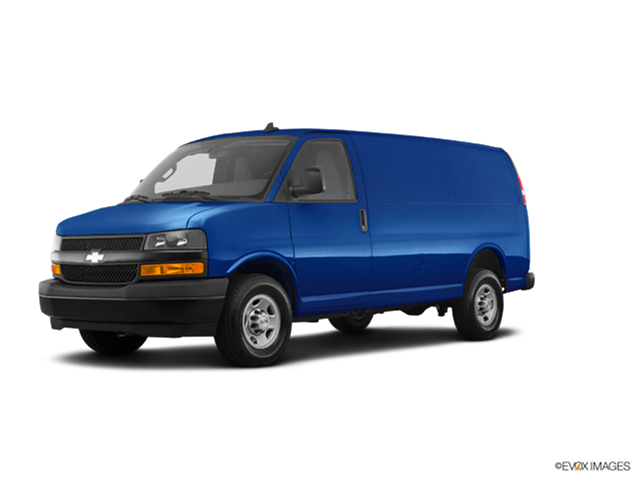 Most Popular Vans/Minivans of 2018 - 2018 Chevrolet Express 2500 Cargo