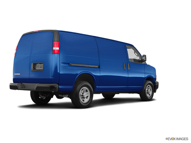 New Car 2018 Chevrolet Express 2500 Cargo Extended