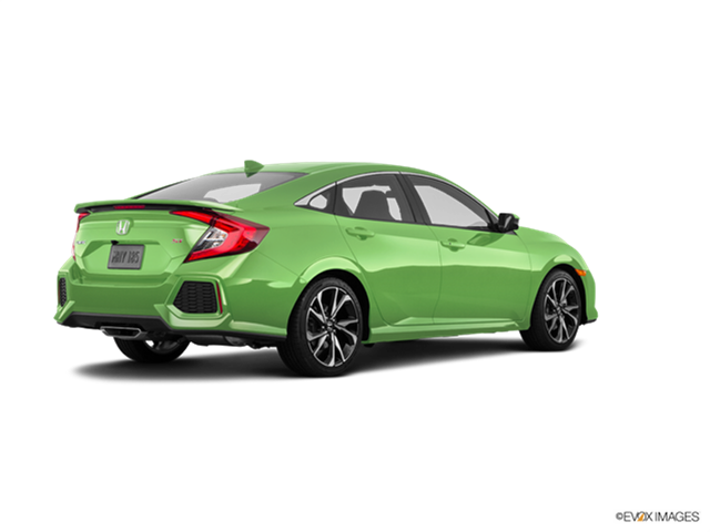 New Car 2018 Honda Civic Si