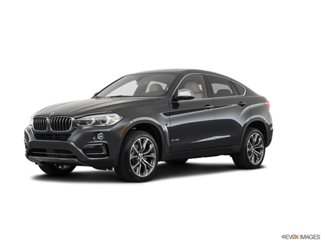 New Car 2018 BMW X6 sDrive35i