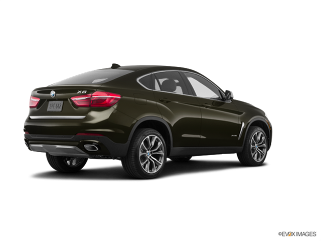 New Car 2018 BMW X6 xDrive50i