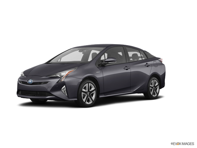 2018 toyota prius three touring new car prices kelley. Black Bedroom Furniture Sets. Home Design Ideas