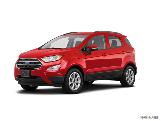 New Car 2018 Ford EcoSport S