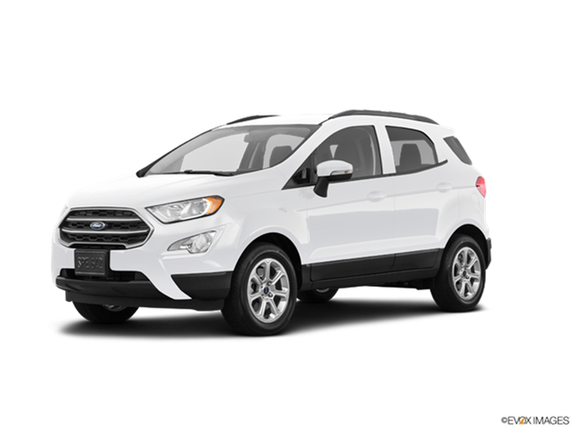 2018 ford ecosport ses specifications kelley blue book. Black Bedroom Furniture Sets. Home Design Ideas