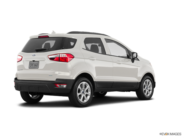 2018 Ford Ecosport S New Car Prices Kelley Blue Book
