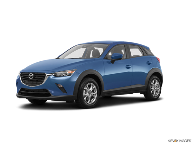 New Car 2018 MAZDA CX-3 Sport