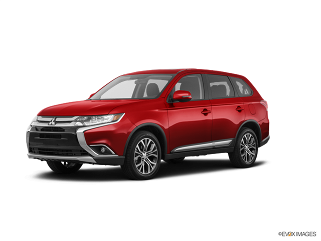 New Car 2018 Mitsubishi Outlander ES