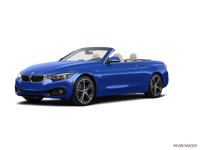 New Car 2018 BMW 4 Series 430i