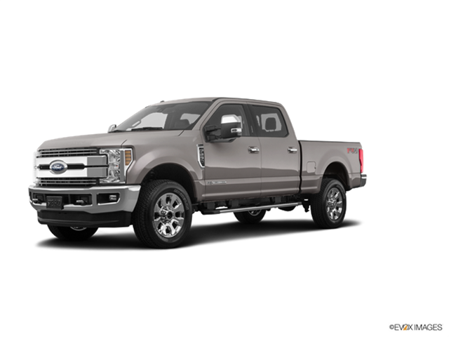 New Car 2018 Ford F250 Super Duty Crew Cab Lariat