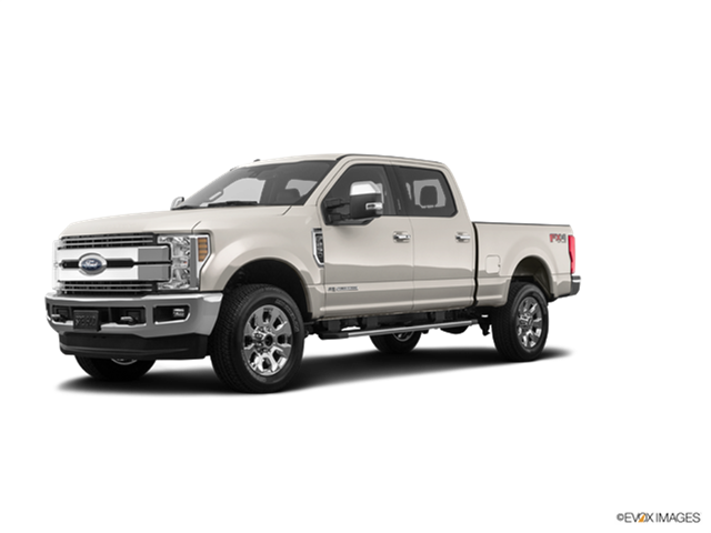 New Car  Ford F Super Duty Crew Cab King Ranch