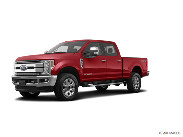Top Consumer Rated Trucks of 2018 - 2018 Ford F250 Super Duty Crew Cab