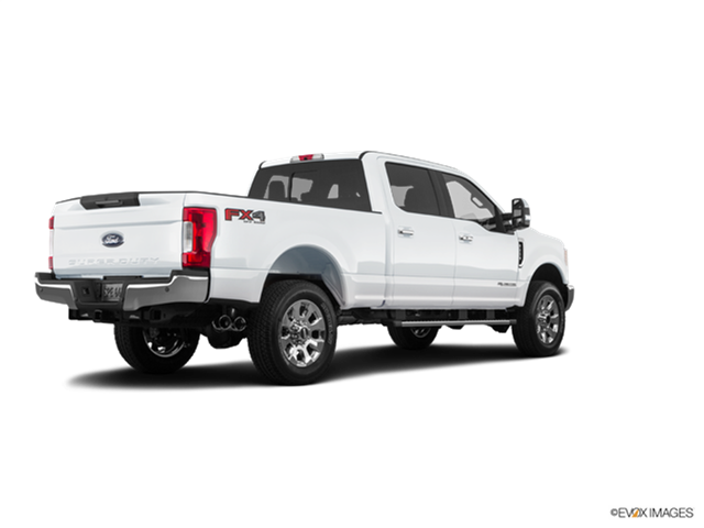 New Car 2018 Ford F250 Super Duty Crew Cab XLT