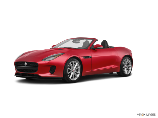 New Car 2018 Jaguar F-TYPE R