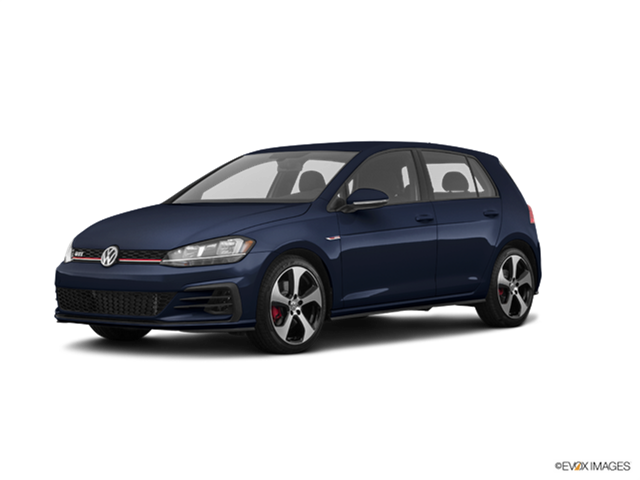 New Car 2018 Volkswagen Golf GTI S