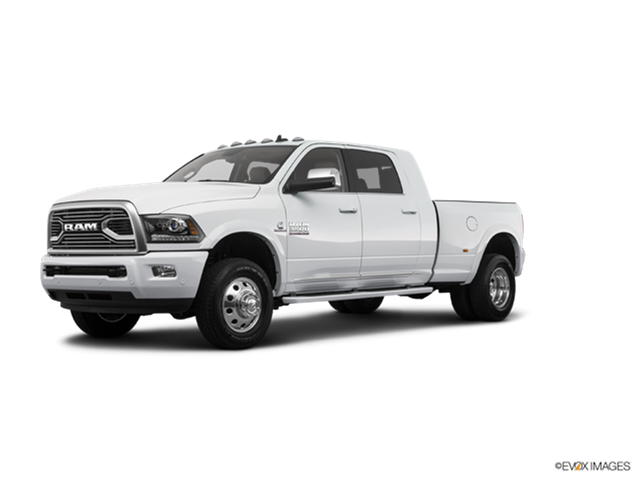 New Car 2018 Ram 3500 Mega Cab SLT