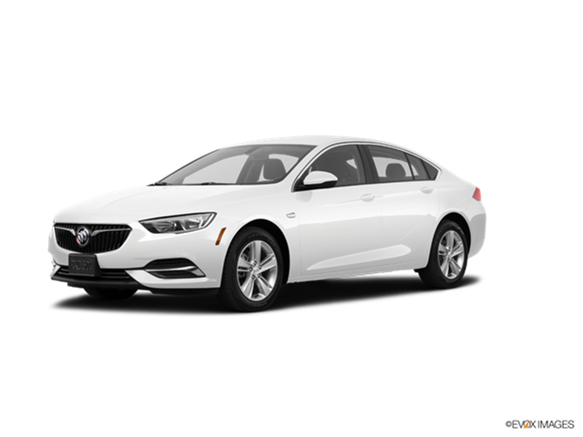 New Car 2018 Buick Regal Sportback GS