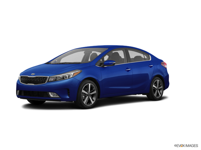 New Car 2018 Kia Forte EX