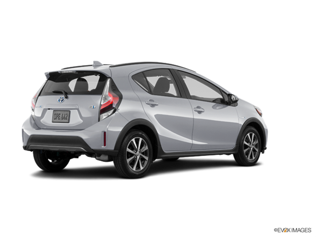 New Car 2018 Toyota Prius c Four
