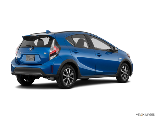 New Car 2018 Toyota Prius c Three