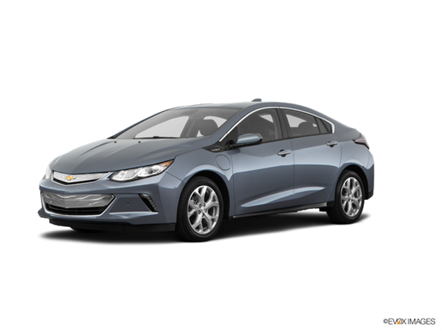 Most Popular Electric Cars of 2018 - 2018 Chevrolet Volt