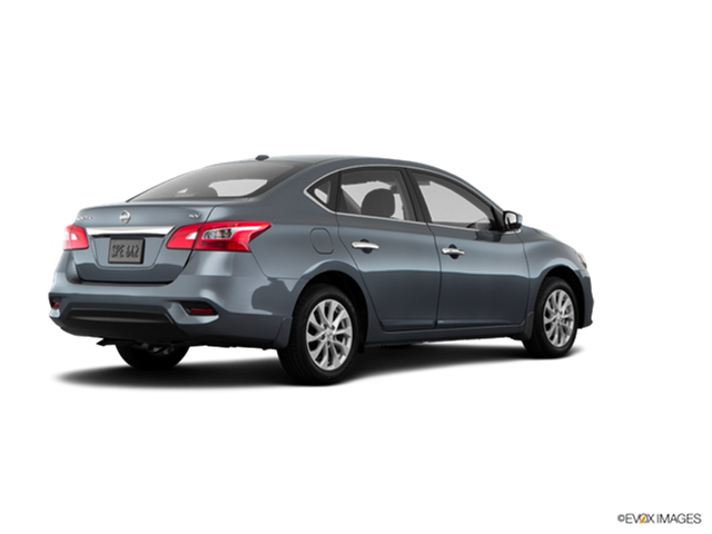 New Car 2018 Nissan Sentra S
