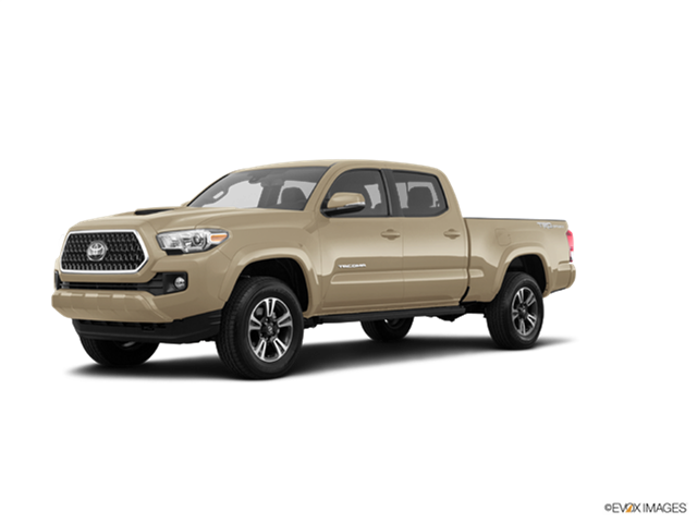 2019 Toyota Tacoma Double Cab Trd Sport New Car Prices Kelley