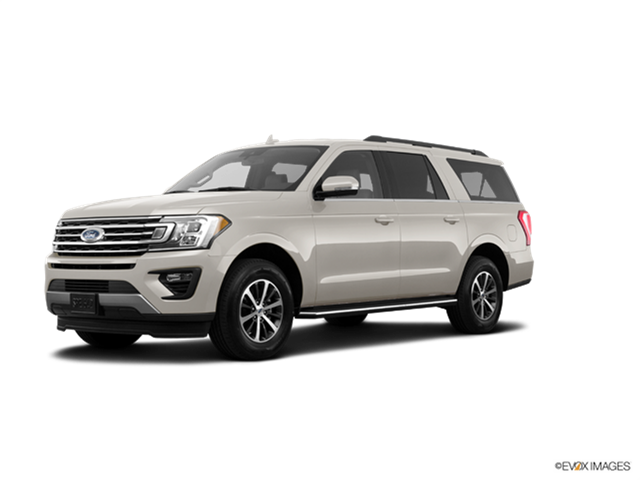 New Car 2018 Ford Expedition MAX Platinum