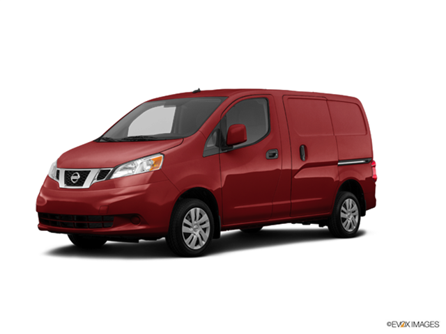2018 nissan nv200 sv new car prices kelley blue book. Black Bedroom Furniture Sets. Home Design Ideas