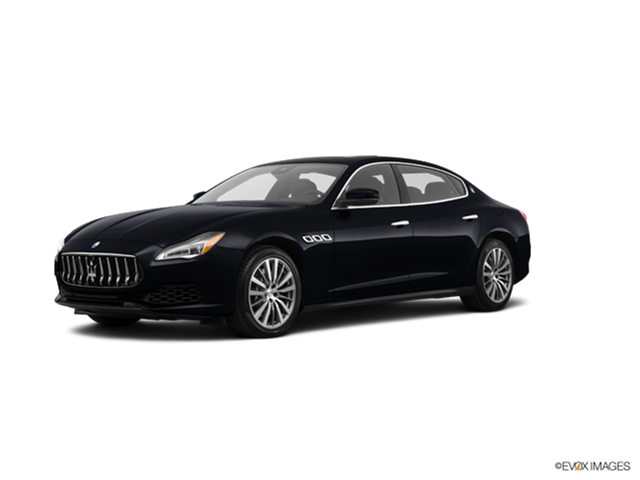 New Car 2018 Maserati Quattroporte S