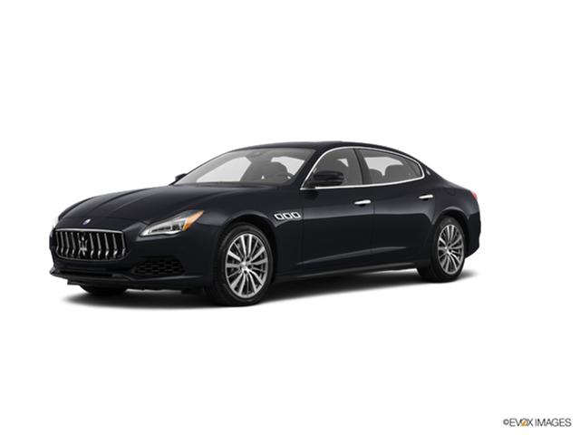 New Car 2018 Maserati Quattroporte S Q4